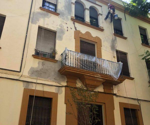 rehabilitación_fachada_antigua_sevilla.2